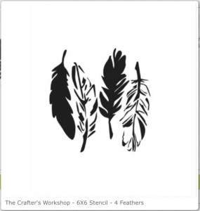 featherstencil