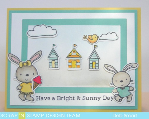 Have a Bright & Sunny Day!