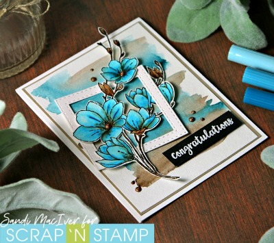 Scrap 'N Stamp Penny Black Harmony