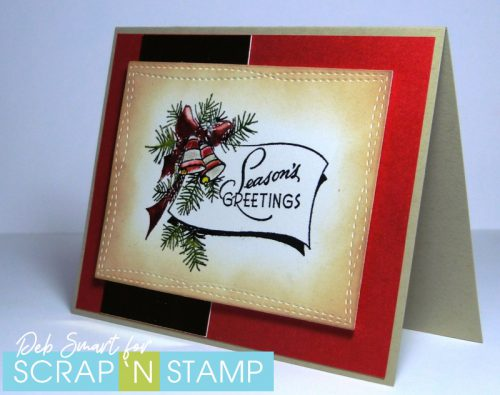 Tim Holtz Christmas Greetings