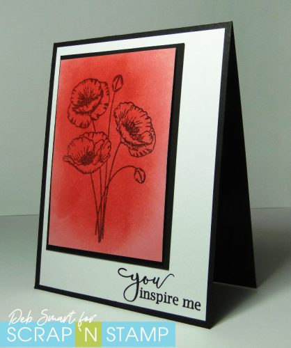 Gina K. Inspiring Poppies