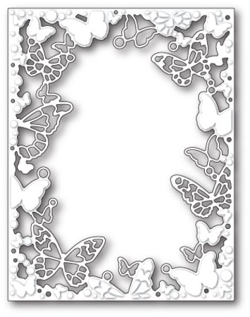 Memory Box - Die - Fantasy Butterfly Frame