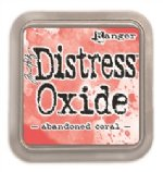 Distress Oxide - Stamp Pad - Abandoned Coral