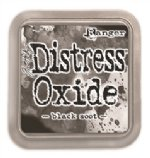 Distress Oxide - Stamp Pad - Black Soot