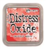 Distress Oxide - Stamp Pad - Candied Apple